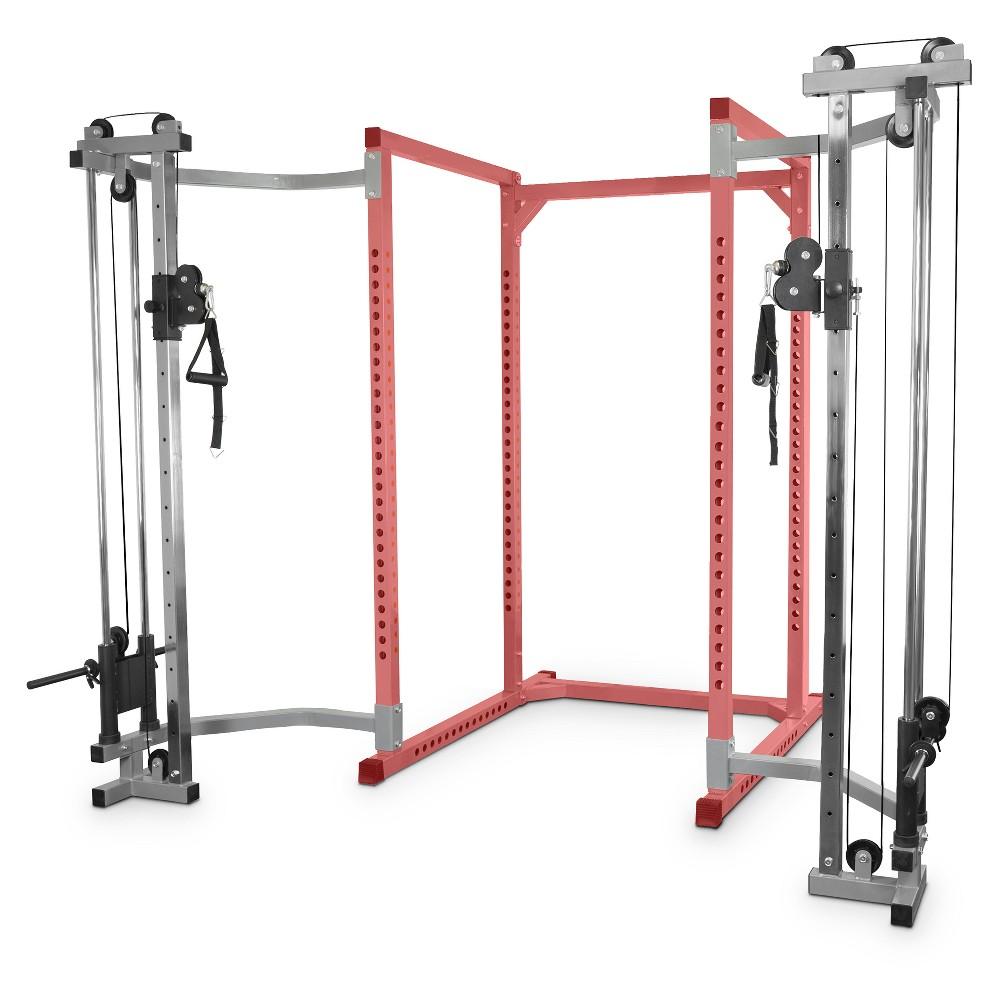 Valor Fitness BD-CC2.0 Cage Cable Crossover Attachment 2inch Frame