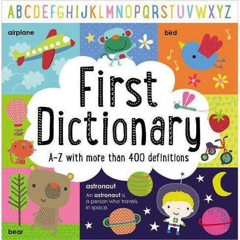 First Dictionary - by  Make Believe Ideas Ltd (Hardcover) - image 1 of 1