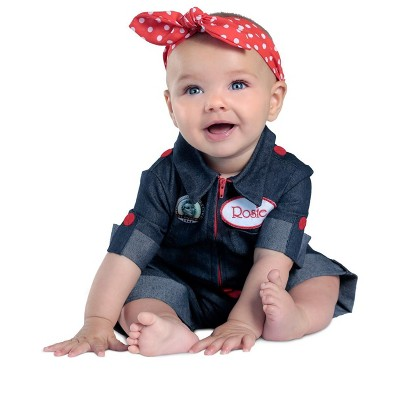 Princess Paradise Rosie the Riveter Infant/Toddler Costume