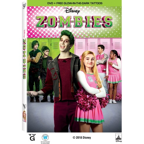 Disney Zombies (DVD) - image 1 of 1