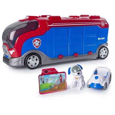 PAW Patrol Mission Paw - Mission Cruiser - Robo Dog and Vehicle - image 1 of 7