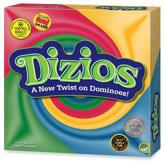 MindWare Dizios Dominoes Game, Kids Unisex image number null