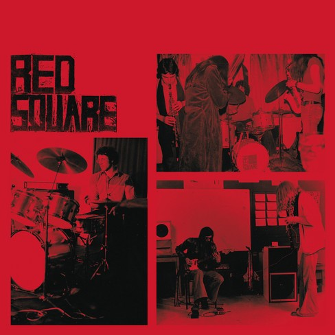 Red Square - Rare And Lost 70's Recordings (CD) - image 1 of 1