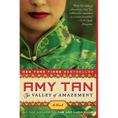 The Valley of Amazement (Reprint) (Paperback) by Amy Tan - image 1 of 1