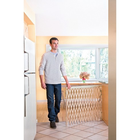 Evenflo Expansion Swing Wide Wood Gate Target