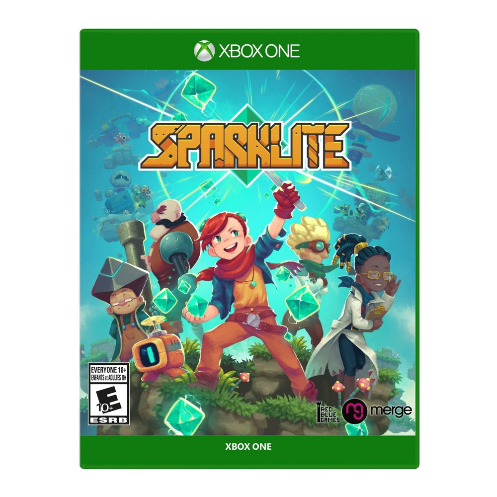 Sparklite - Xbox One, video games
