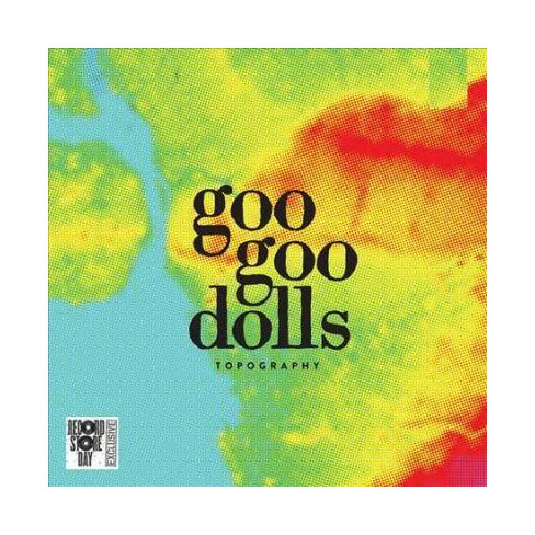 The Goo Goo Dolls - Topography (Vinyl) - image 1 of 1