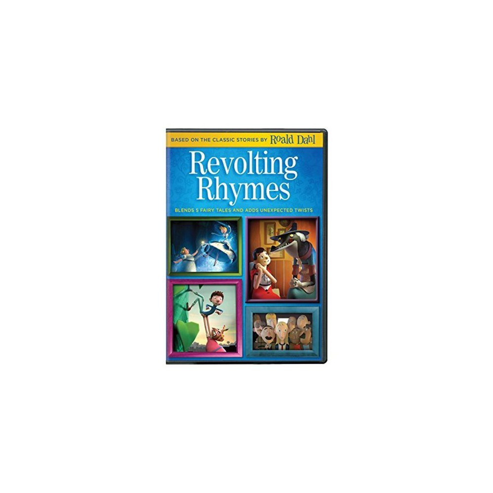 Revolting Rhymes (Dvd), Movies