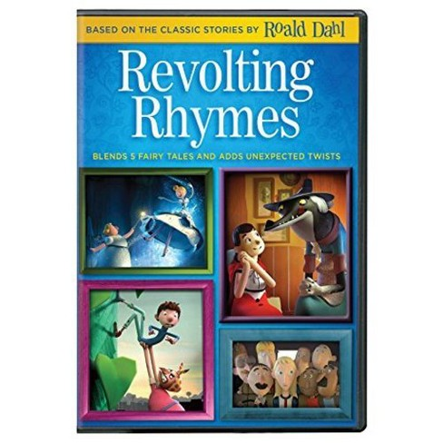 Revolting Rhymes (DVD) - image 1 of 1