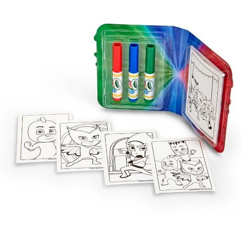 Crayola Color Wonder Coloring Kit Pj Masks Target