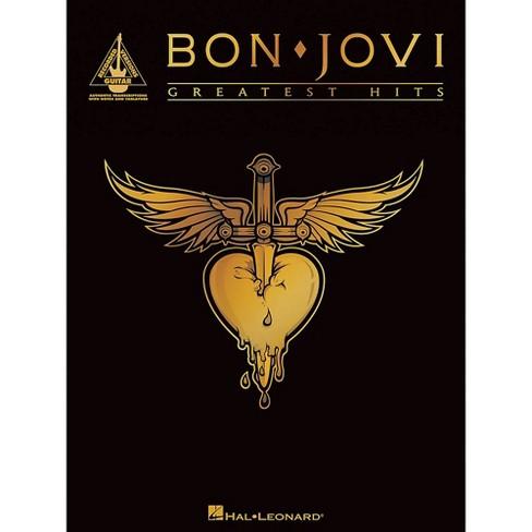 Hal Leonard Bon Jovi - Greatest Hits Guitar Tab Songbook - image 1 of 1