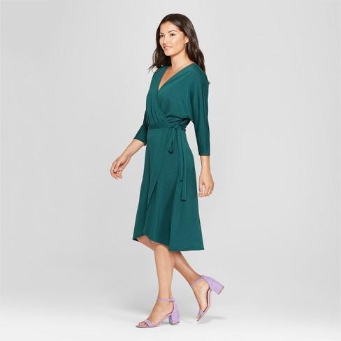 15197126 Women's Michaela Mid Block Heel Pump Sandals - A New Day™ : Target