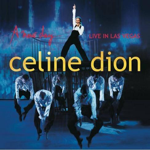 Celine Dion - New Day...Live in Las Vegas (CD) - image 1 of 1