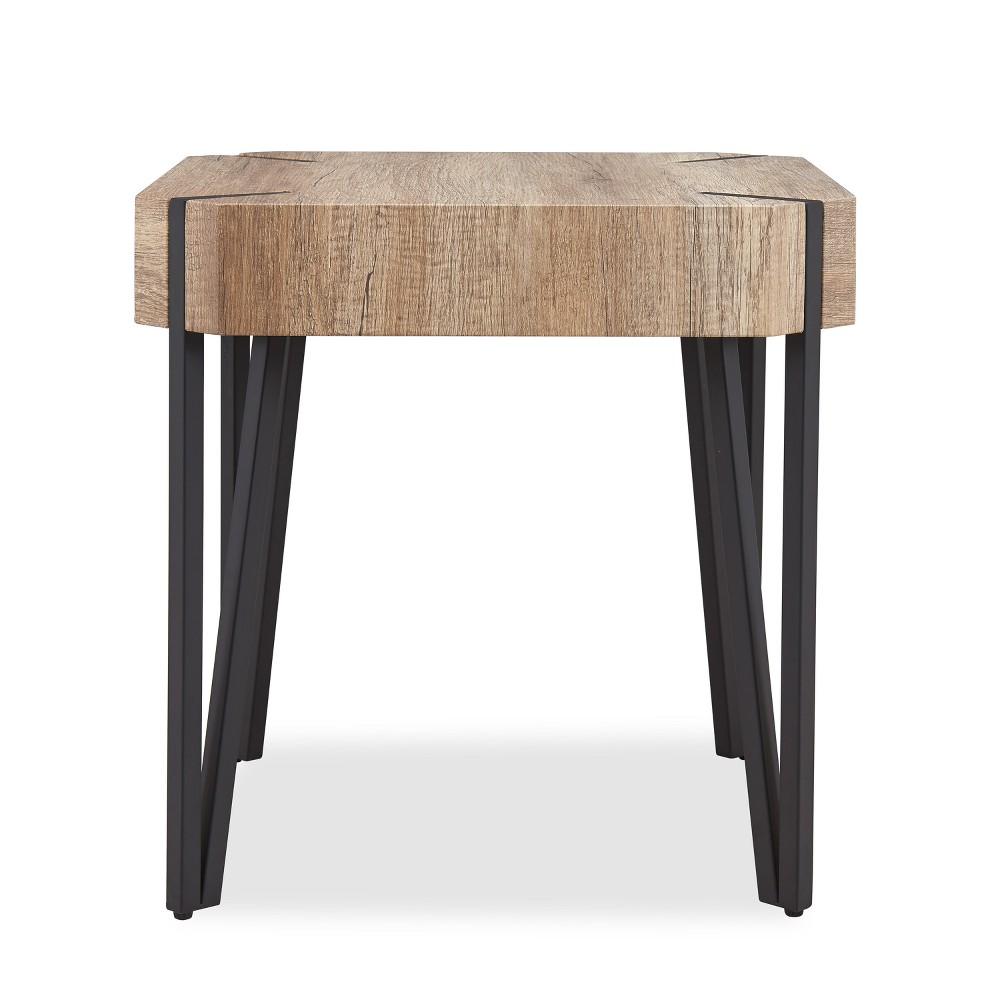 Dani End Table - Khaki (Green) - Handy Living