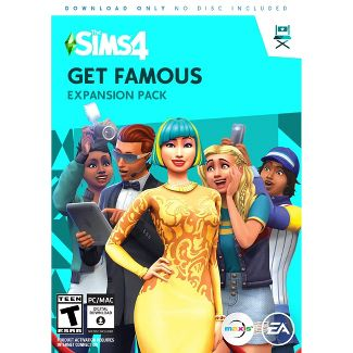 The Sims 4: Get Famous - PC Game