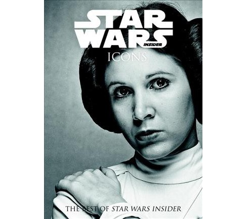 Star Wars Insider : Icons of the Galaxy -   Book 7 (Paperback) - image 1 of 1