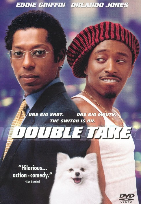 Double Take (DVD) - image 1 of 1