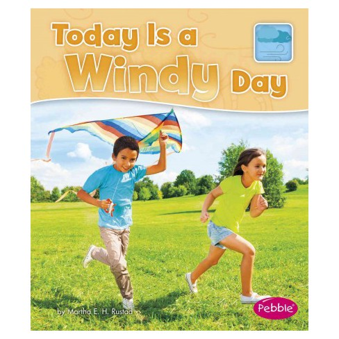a windy day