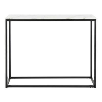 Console Table White Gray - Safavieh