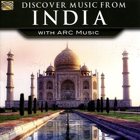 Various - Discover music from india with arc mu (CD) - image 1 of 1
