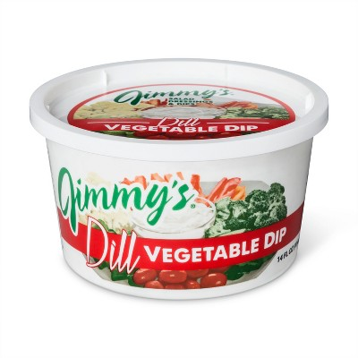 Jimmy's Dill Vegetable Dip - 16oz