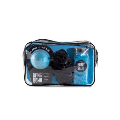 Da Bomb Bath Fizzers Bling Spa Gift Set - 3pc/12oz