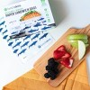 Lunchskins Recyclable & Sealable Paper Sandwich Bags - Shark - 50ct - image 3 of 4