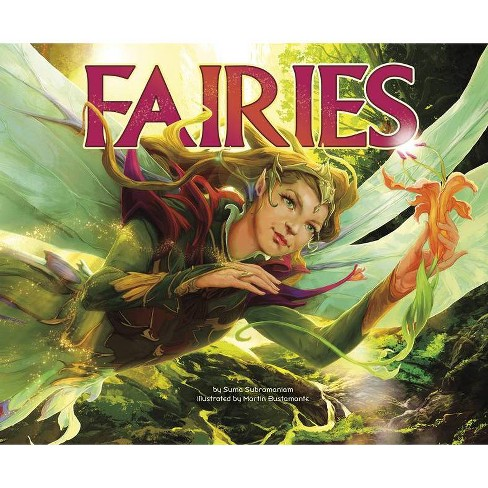 Fairies - (Mythical Creatures) by  Suma Subramaniam (Hardcover) - image 1 of 1