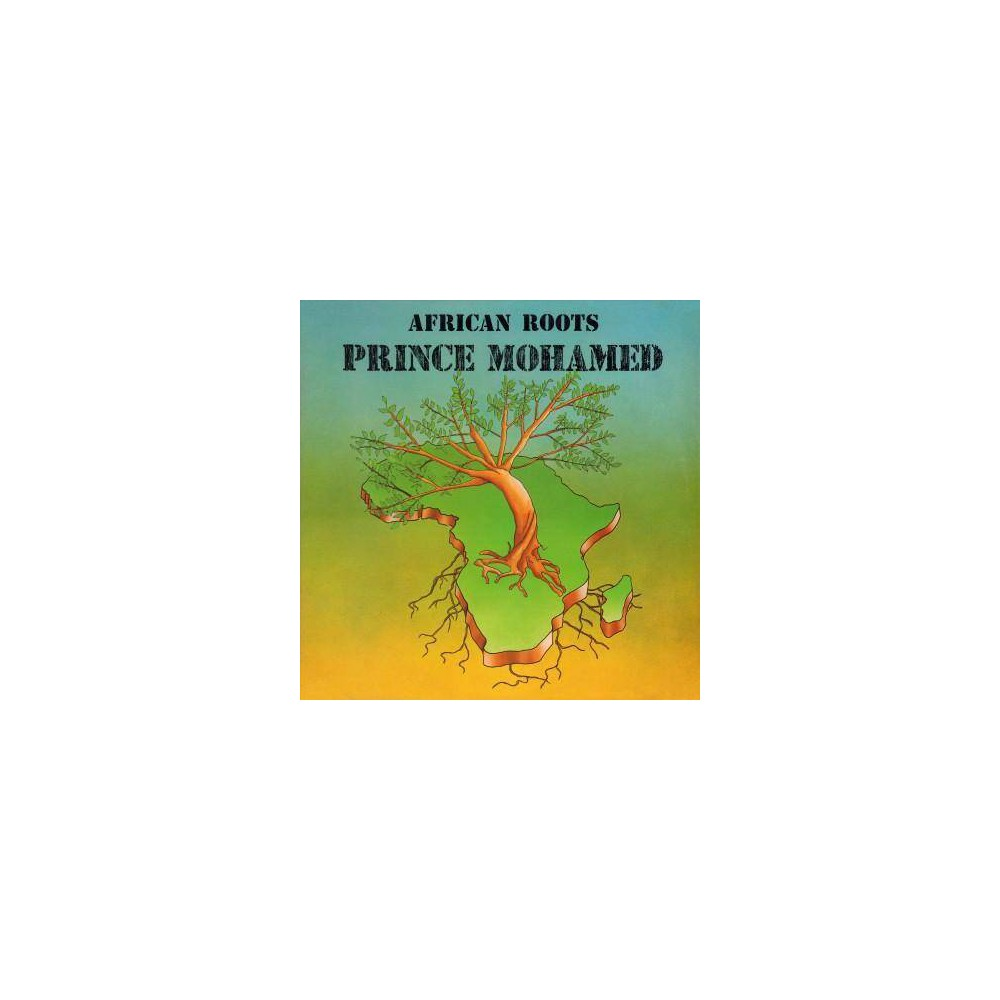 Prince Mohamed African Roots Vinyl