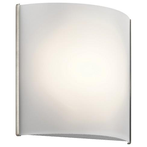 "Kichler 10797LED 1 Light 8"" High LED ADA Energy Star Wall Sconce - image 1 of 1"