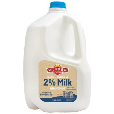 Winder Farms 2% Milk - 1gal