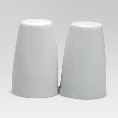 Porcelain Salt and Pepper Shakers White - Threshold™