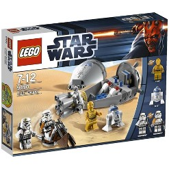 LEGO Star Wars A New Hope Droid Escape Set #9490