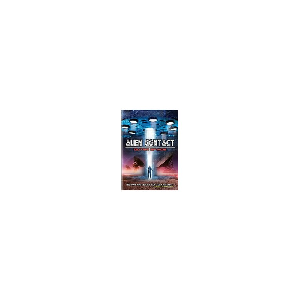 Alien Contact:Outer Space (Dvd)