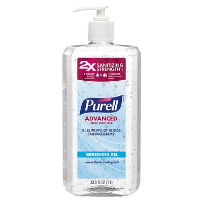 Purell Original Hand Sanitizer - 1 liter