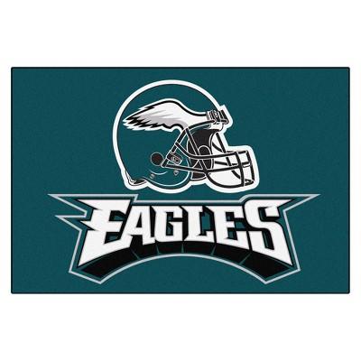 Philadelphia Eagles Fan Mats Starter Rug 20 x30