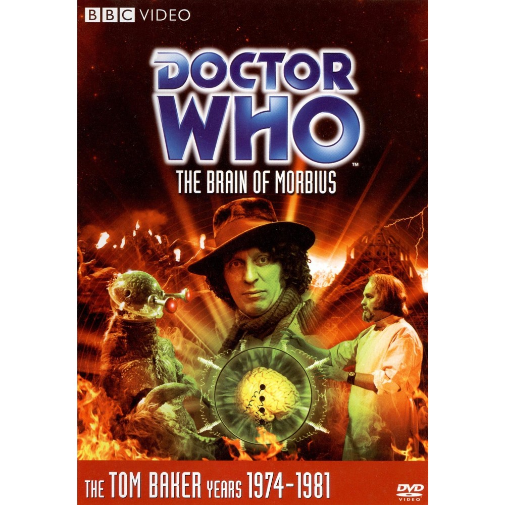 Doctor Who:Brain Of Morbius (Dvd)