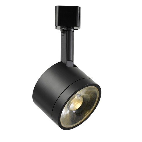 "Integrated LED track Fixture Black 4.2""x3.2"" Ceiling lights - Cal Lighting - image 1 of 1"