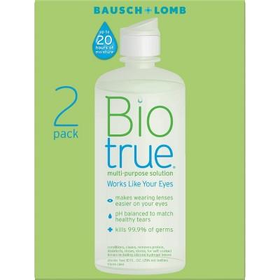 Biotrue Contact Lens Solution - 20 fl oz