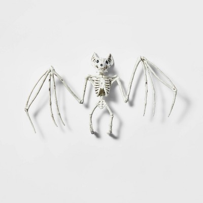 Small Bat Skeleton Halloween Decorative Prop - Hyde & EEK! Boutique™