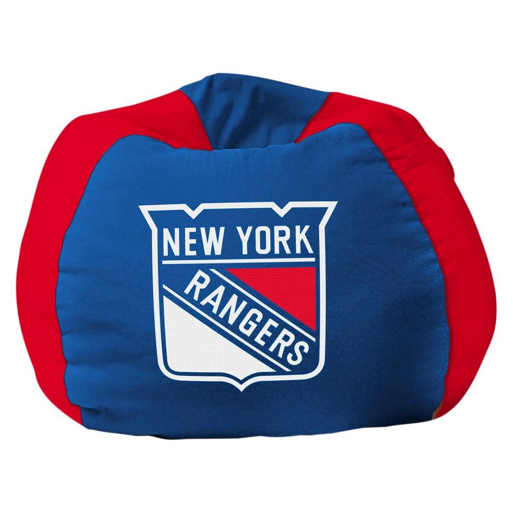 New York Rangers Northwest Bean Bag Chair