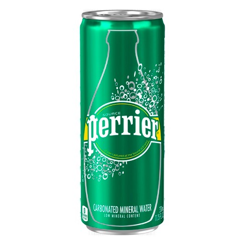 Perrier Original Enhanced Water - 11.15 fl oz Sleek Can - image 1 of 3