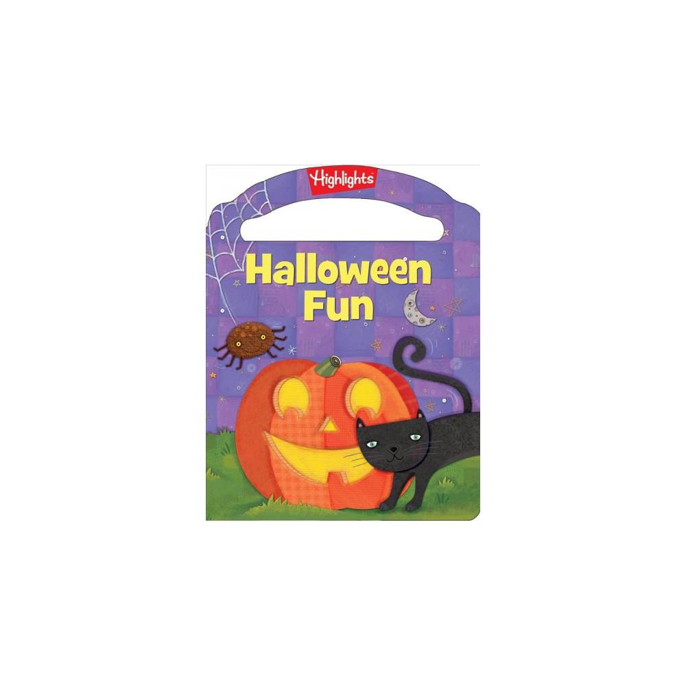 Halloween Fun (Hardcover)
