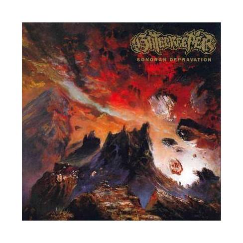 Gatecreeper - Sonoran Depravation (CD) - image 1 of 1