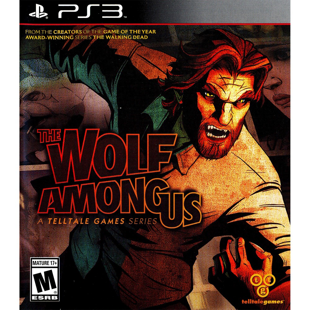 The Wolf Among Us Pre-Owned PlayStation 3