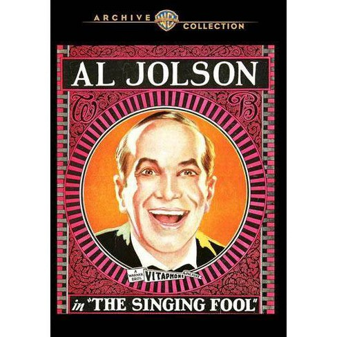 The Singing Fool (DVD) - image 1 of 1
