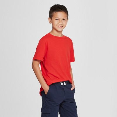 Boys' Short Sleeve T-Shirt - Cat & Jack™