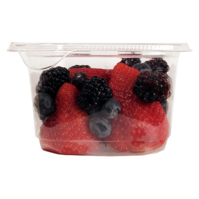 Fresh Mixed Berries - 10oz