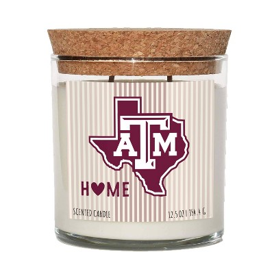 NCAA Texas A&M Aggies Home State Candle