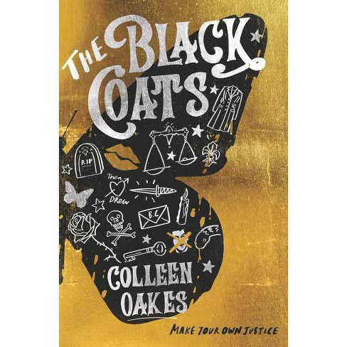 Black Coats -  by Colleen Oakes (Hardcover) - image 1 of 1